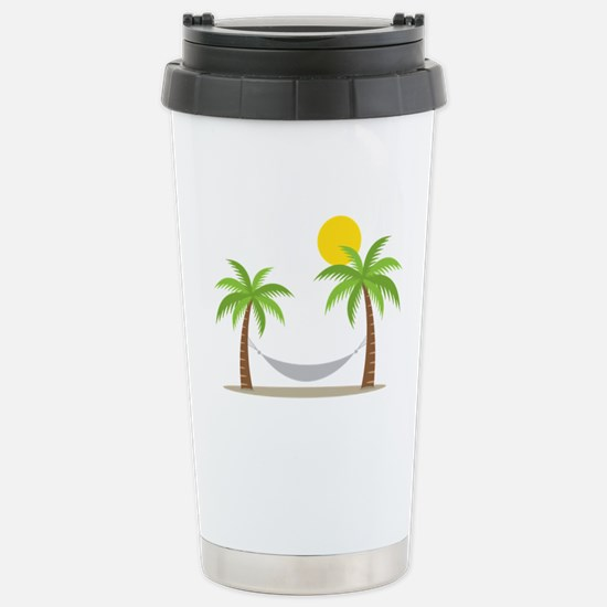 Hammock & Palms Travel Mug