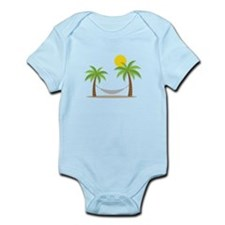 Hammock & Palms Body Suit