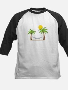 Hammock & Palms Baseball Jersey