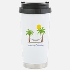 Summer Vacation Travel Mug