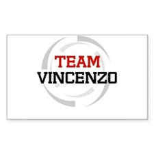 Vincenzo Rectangle Decal