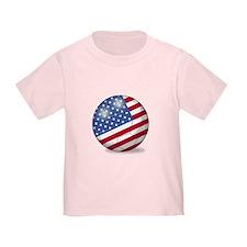 American Flag Soccer Ball (PP) T