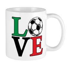 mexico, Soccer LOVE.png Mugs