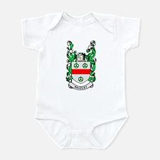 BRADLEY Coat of Arms Infant Bodysuit