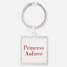 Princess Aubree-bod red Keychains