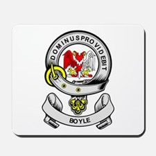BOYLE 2 Coat of Arms Mousepad