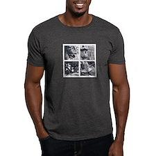 Japanese 4Temples camara T-Shirt