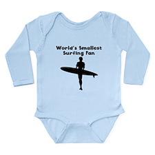 Worlds Smallest Surfing Fan Body Suit
