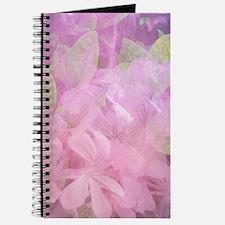 Pink Floral Fantasy Journal