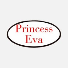 Princess Eva-bod red Patches