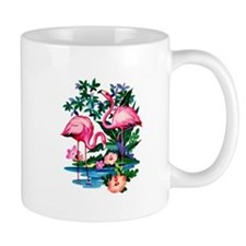 Wild Flamingos- Mug