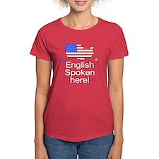 English Spoken Tee