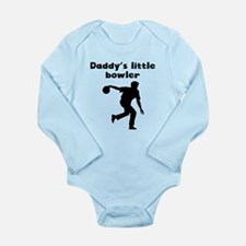 Daddys Little Bowler Body Suit