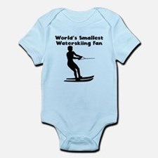 Worlds Smallest Waterskiing Fan Body Suit