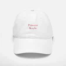 Princess Kayla-bod red Baseball Baseball Baseball Cap