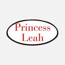 Princess Leah-bod red Patches