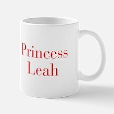 Princess Leah-bod red Mugs