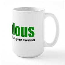 Be Jealous Mug