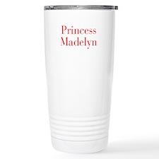 Princess Madelyn-bod red Travel Mug