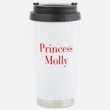 Princess Molly-bod red Travel Mug