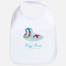 Lazy River Day Bib