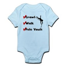 Crawl Walk Pole Vault Body Suit