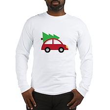 Christmas Beetle Long Sleeve T-Shirt