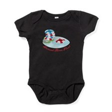 Annual River Float Baby Bodysuit