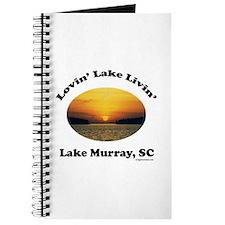 Unique Live lake Journal
