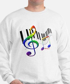 Keyboard & Treble Clef Jumper