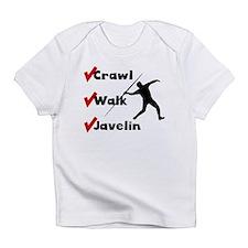 Crawl Walk Javelin Infant T-Shirt