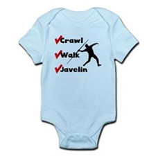 Crawl Walk Javelin Body Suit