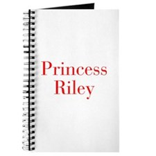 Princess Riley-bod red Journal