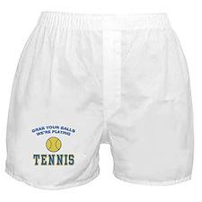 Grab Your Balls Tennis Boxer Shorts