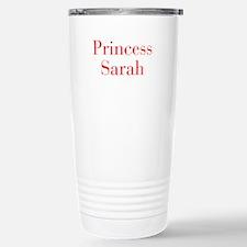 Princess Sarah-bod red Travel Mug