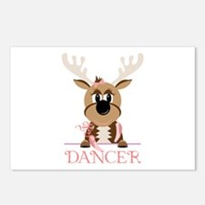 Dancer Postcards (Package of 8)