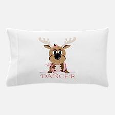 Dancer Pillow Case