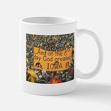 Iowa Hawkeye Photo Mugs