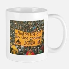 Iowa Hawkeye Travel Coffee Mug