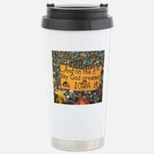 Iowa Hawkeye Photo Travel Mug
