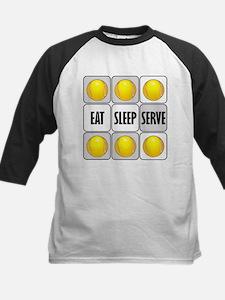 Eat Sleep Serve Tennis Tee