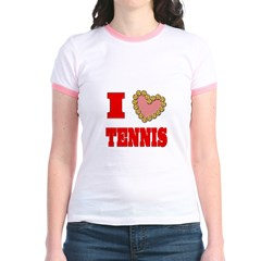 I Heart Tennis T