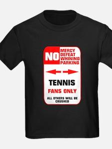 no parking tennis T