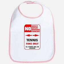 no parking tennis Bib