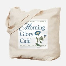 Morning Glory Cafe Tote Bag