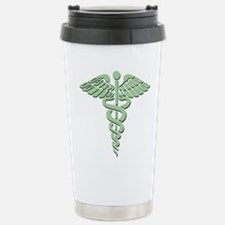Caduceus Travel Mug