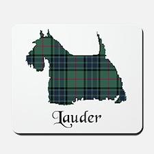 Terrier - Lauder Mousepad