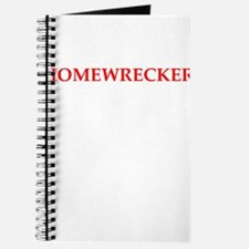 homewrecker Journal