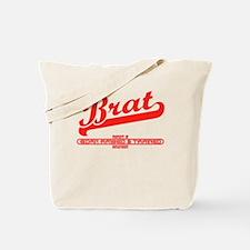 Brat P Tote Bag