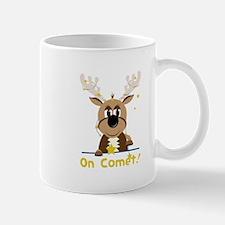 On Comet Mugs